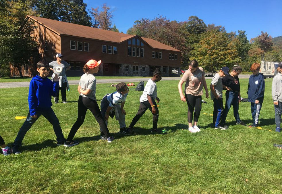 Grade 5 Frost Valley Trip Highlights
