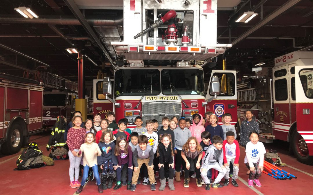Our Community: Second Graders Tour Englewood, NJ
