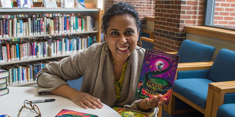 A Virtual Author Visit