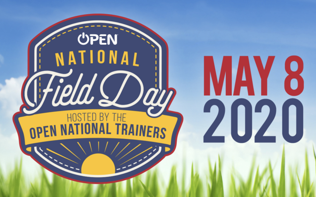 Virtual Field Day: Fifth Graders Venture into First National Virtual Field Day