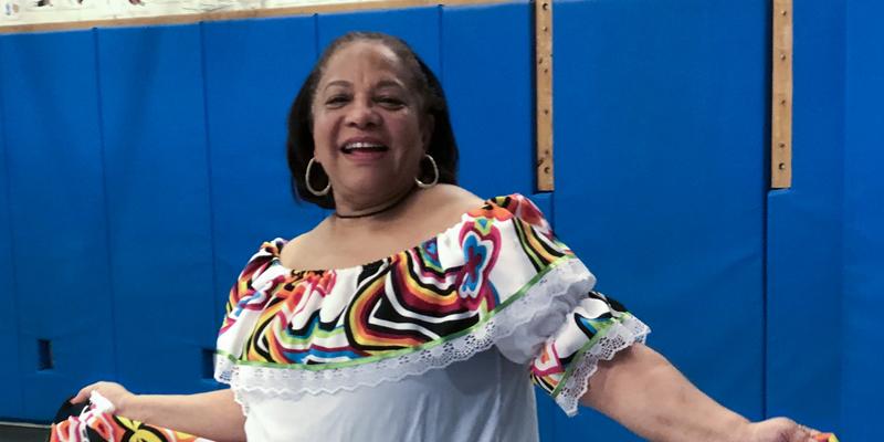 """Sandra """"Senora"""" Harrison: Commemorating her Retirement"""